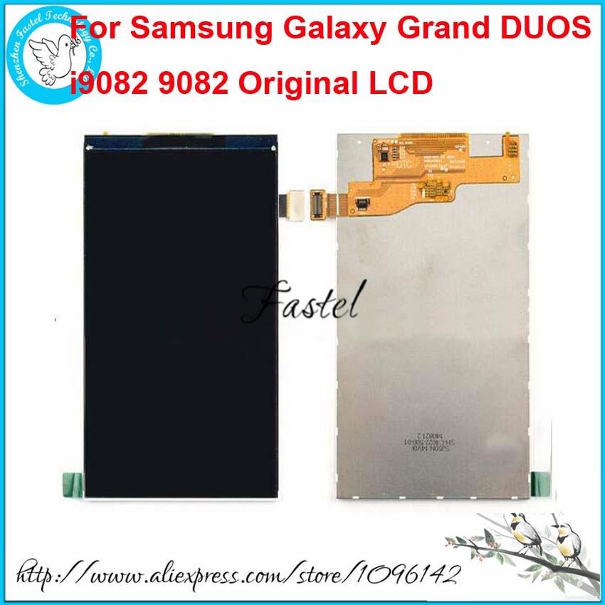 Para samsung galaxy grand i9082/9082 i9080 nuevo teléfono móvil original pantall