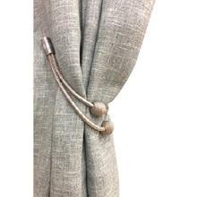 1 шт. пряжки для штор Европейский стиль Магнитные Шторы Tieback магнитный держатель для штор Аксессуары для штор