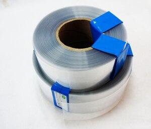 Transparent 100cm assortiment thermorétractable thermorétractable Tube gaine gaine fil pour 2 S-6 S lipo batterie