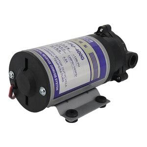 Image 2 - 75 400 gpd 24v hidrofor diyaframlı pompa doğal basınç vakum su filtresi parçaları konut ters osmoz sistemi