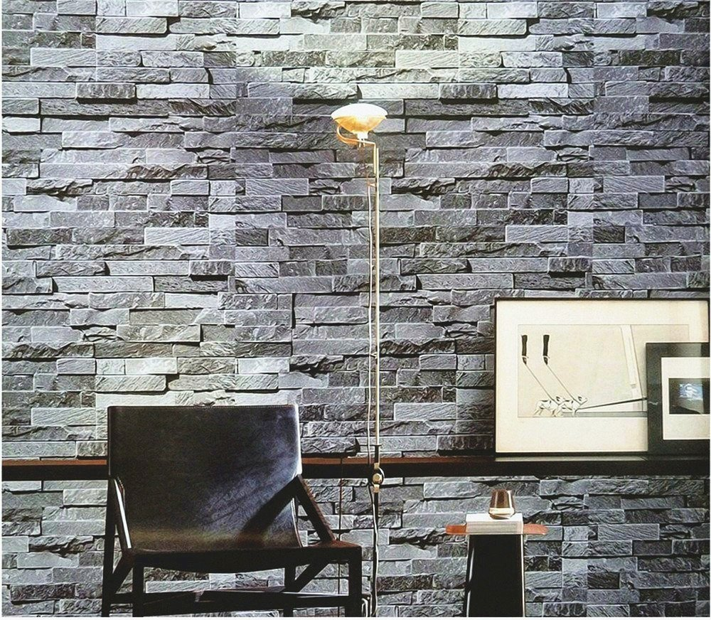 Vinyl for brick wall - Online Shop Blooming Wall Faux Stone Brick Wall Mural Wallpaper Vinyl For Livingroom Bedroom 20 8 In 32 8 Ft 57 Sq Ft 8041 Aliexpress Mobile