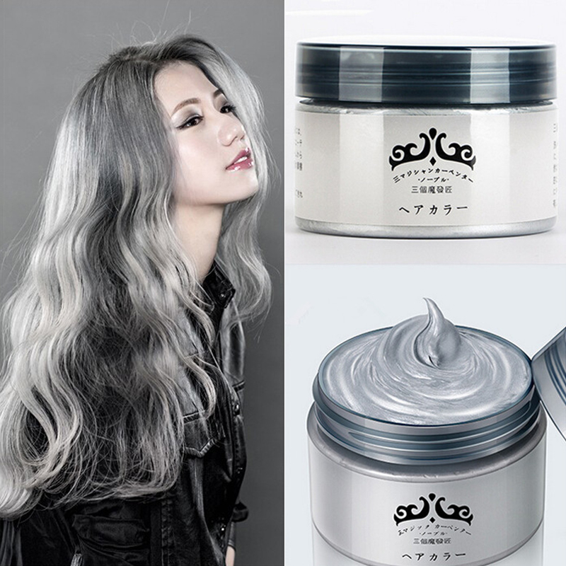 Online Buy Wholesale coloring gray hair from China coloring gray ...
