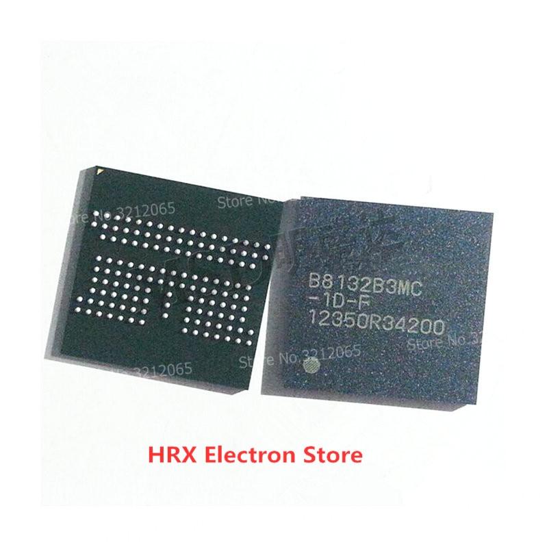 100% New Original EDB8132B3MC-1D-F BGA LPDDR2 B8132B3MC-1D-F утюг electrolux edb 6150