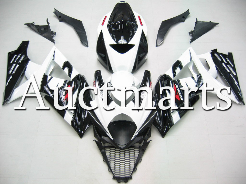 Подходит для Suzuki системы GSX-Р 1000 2007 2008 ABS пластик мотоциклов Обтекателя Kit Кузов GSXR1000 07 08 GSXR 1000 GSX в 1000р К7 CB29
