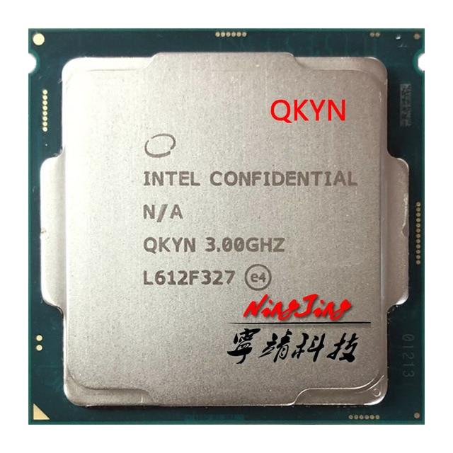 إنتل كور i7 7700 ES i7 7700 ES QKYN 3.0 GHz رباعية النواة ثمانية موضوع معالج وحدة المعالجة المركزية 8 متر 65 واط LGA 1151
