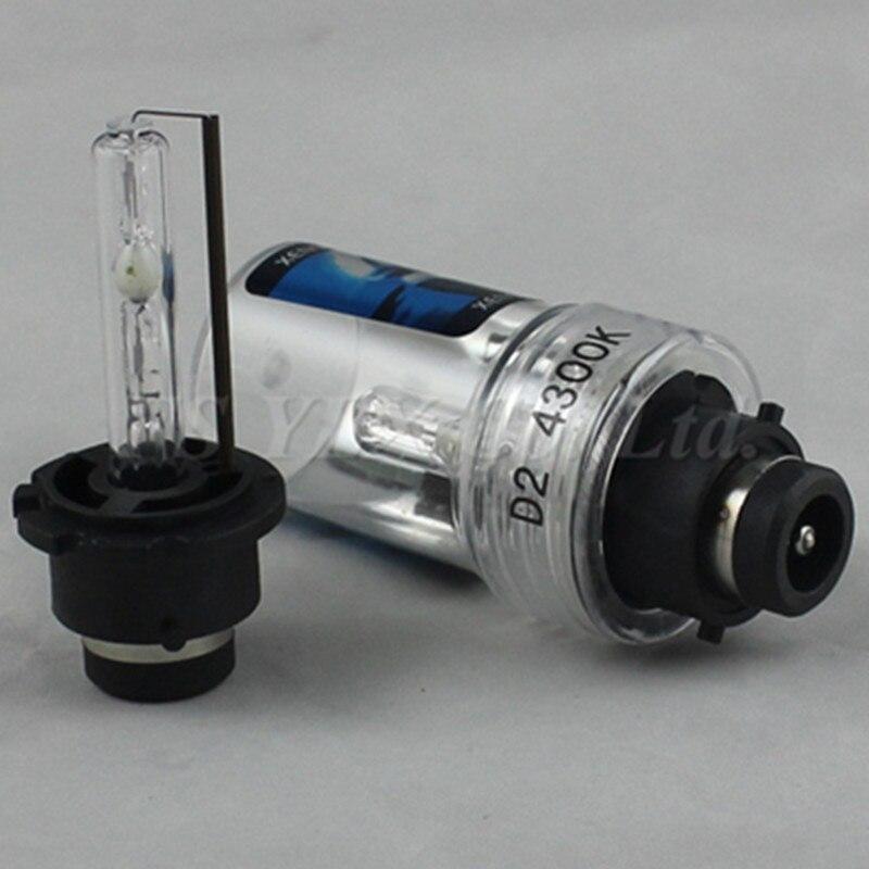 FSYLX 1 Par 55 W D2S D2C ESCONDEU Substituição Xenon Lâmpada Do Farol Do Carro Auto Lâmpada de Fonte de Luz 4300 K 5000 K 6000 K 8000 K 10000 K