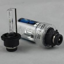 цена на 2pcs/lot D2S D2C 55W 12V Car HID Xenon Bulb Replacement Headlight Lamp Auto Light Source 4300K 5000K 6000K 8000K 12000K