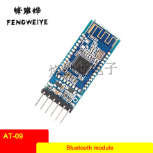 Panel AT-09 4.0 Bluetooth Module ble Serial Port BLE CC2540 CC2541 with Backplane Bluetooth