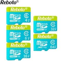 High-speed Green Micro sd card 64GB memory card 32GB class6 mini TF Card 4GB 8GB 16GB class10 microsd card