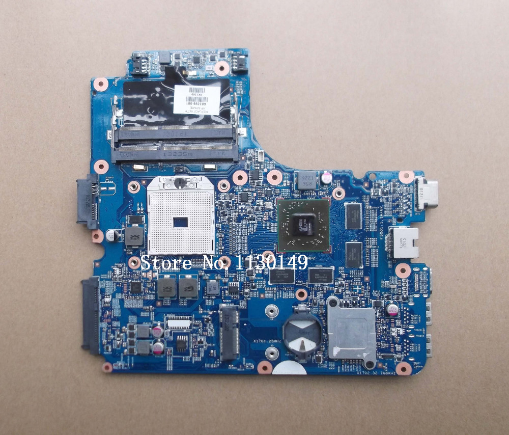 ФОТО 683599-001 Free shipping Latop motherboard For HP 4446S motherboard 683599-501 Mainboard DDR3 2G 100% fully tested OK