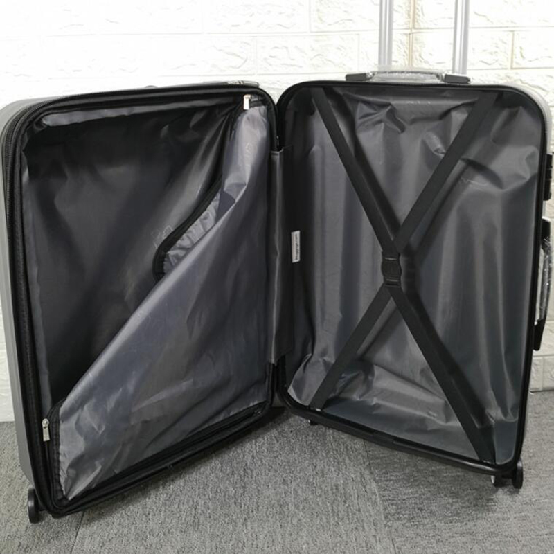 "CARRYLOVE 20 ""24"" 28 ""zoll spinner ABS expander 3 stück trolley set roll gepäck koffer set für reisen-in Gepäck-Sets aus Gepäck & Taschen bei  Gruppe 2"