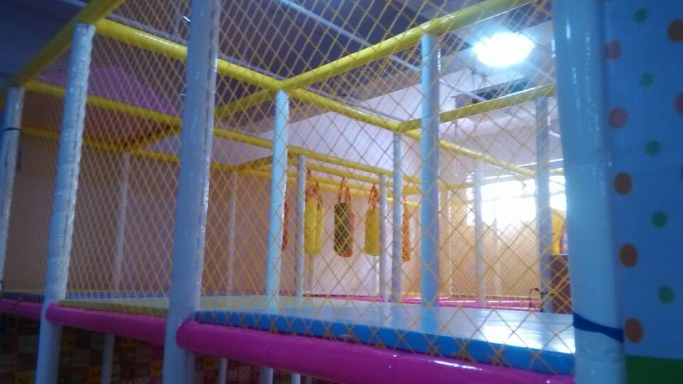 type water slide stylish attractive park playground trampoline ...