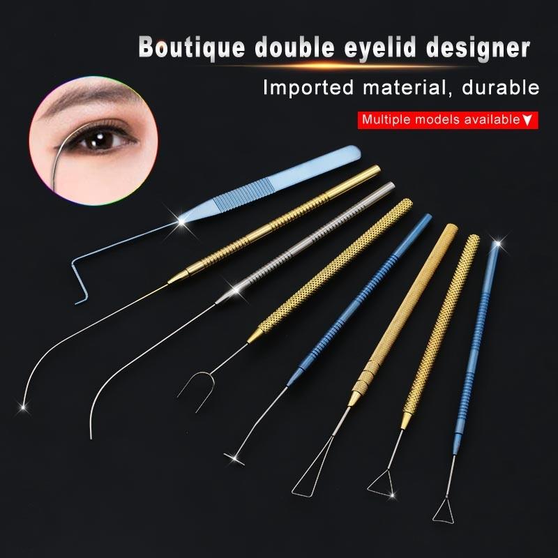 Double Eyelid Designer Stainless Steel Heavy Duty Simulator Korean Eye Quantitative Shaped Artifact Beauty Plastic Tool