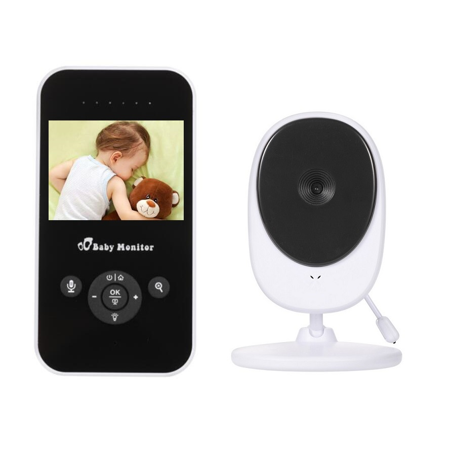 babykam monitor bebes con camara baby radio 2.4 inch IR Night Light Vision Baby Intercom 4 Lullabies Temperature Monitor 2X Zoombabykam monitor bebes con camara baby radio 2.4 inch IR Night Light Vision Baby Intercom 4 Lullabies Temperature Monitor 2X Zoom