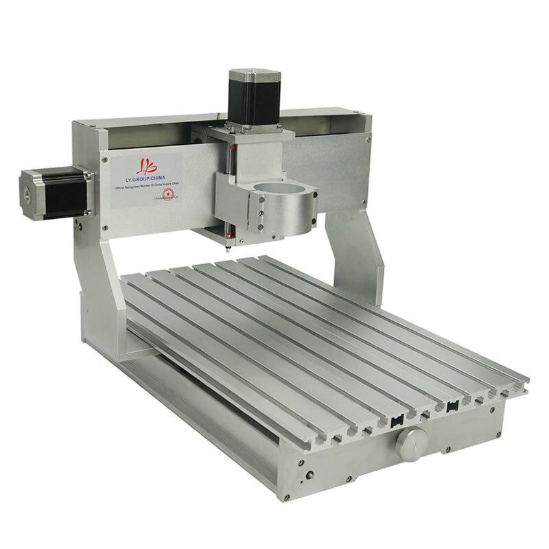 Estrutura Da Máquina do CNC de Alumínio Kit Cama do Torno 1605 Parafuso da Esfera CNC Router 3040