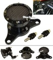 Filtro aire para Harley Sportster modelos XL883 XL1200 XL 883 1200 2004 2005 2006 2007 2008 2009 2010 2011 2012-2015