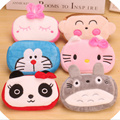 Novelty 7Models- Hello Kitty Etc. 12CM Gift Plush Coin BAG Purse , Lady Girl's Pocket Coin Purse BAG , Keychain Hand BAG Pouch