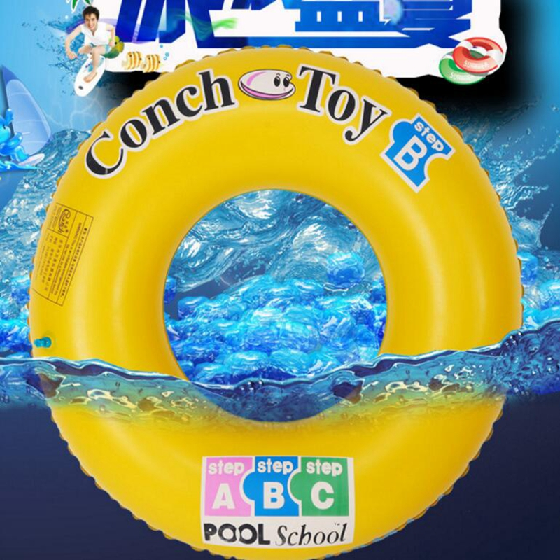 Amysh Pool Float Swimming Ring Adult/Child Thicken Swimming Ring Floating Rings Inflatable Toy Life Buoy 60~80cm inflatable toy