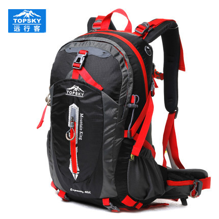 Topsky waterproof outdoor mountain climbing hiking backpack 40l 50l packsack brand font b camping b font