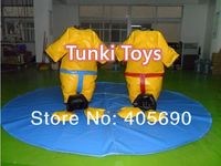 Halloween costume ghost inflatable sumo suits