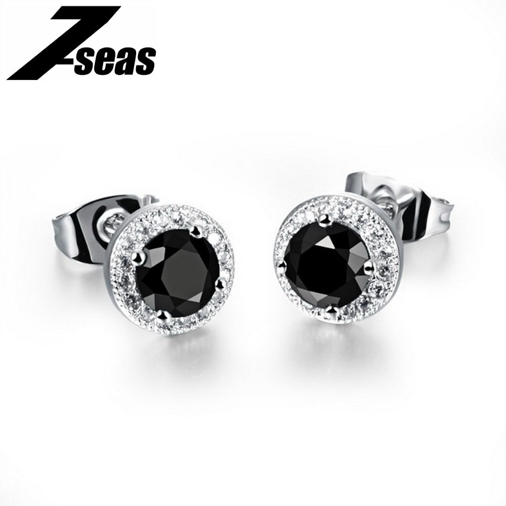 aliexpress buy luxury white gold plated aaa swiss 2015 fashion summer stud earrings luxury white gold plated