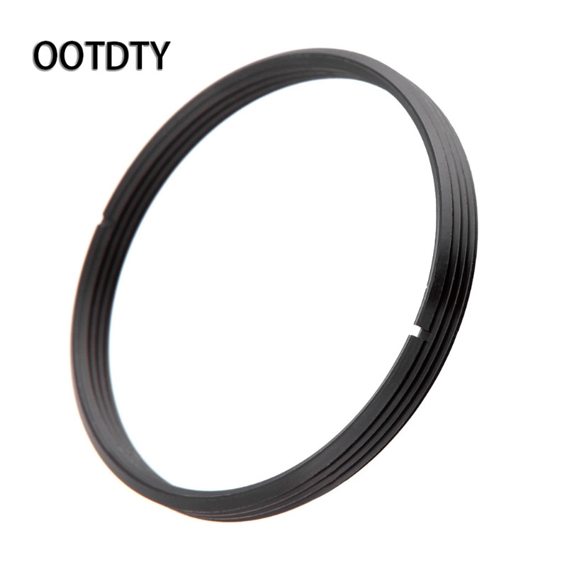 OOTDTY Camera Ring Adapter M39 to M42 Screw Mount Adapter Ring for Leica L39 LTM LSM Lens for Pentax M39-M42 diy gift transparent silica gel stamp acrylic pad diy scrapbooking color process essential tools coloring helper 10x10cm