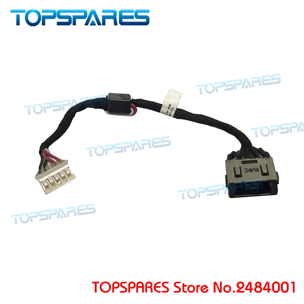 Laptop Original For lenovo Z410 DC Power Jack with Cable AILZA DC IN CABLE DC30100KQ00 storage cable