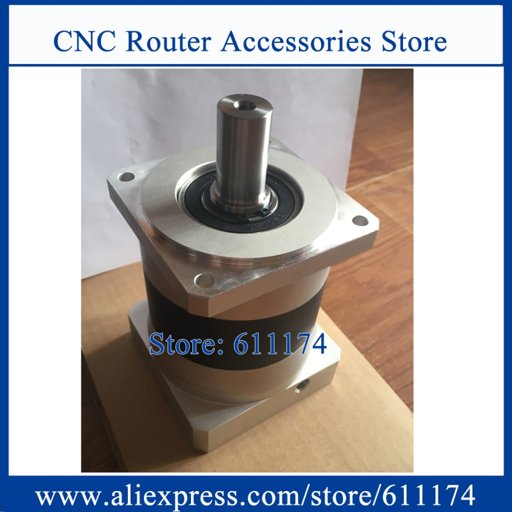High Precision 10 1 Nema34 Planetary Gearbox 86mm Stepper Motor Reduction Speed Reducer In