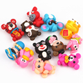18-30mm 20pcs Mix Design Dolls Polymer Clay Beads Assorted Jewelry Making Bead Manualidades Crafts Materials Cuentas y Abalorios