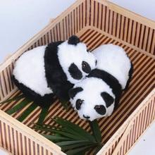 17*8*11 см очаровательные электрические музыкальные животные ходячая панда мягкая плюшевая игрушка кукла развивающий подарок для маленьких детей милый подарок