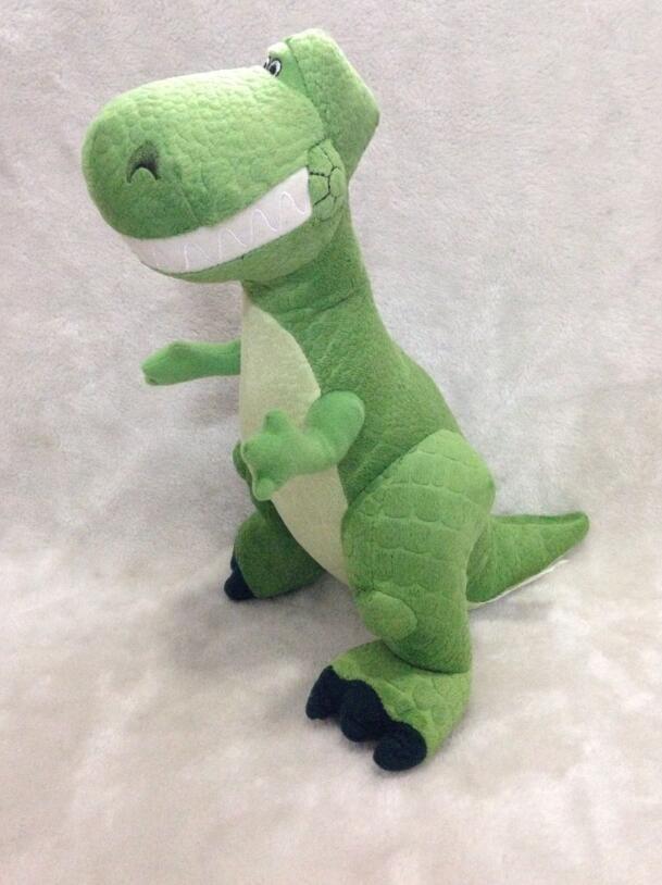 Toy Story Rex The Green Dinosaur Plush For Boys 13 Dinosaur Stuffed