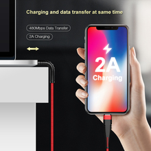 Hi-Tensile USB Cable For iPhone
