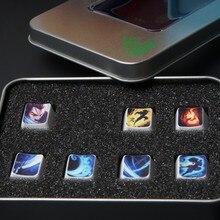 8 ключ lol персональный keycap для проводной USB механической клавиатуры