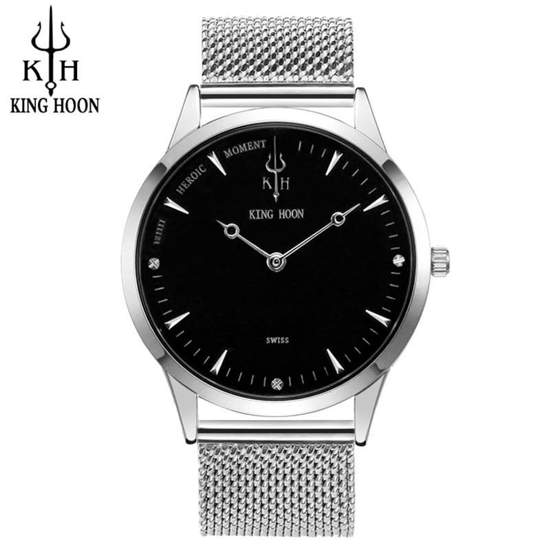 Top Fashion Classic Brand Relojes Hombres Reloj deportivo de cuarzo - Relojes para hombres - foto 1
