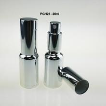 цены hot 100pcs 20 ml glass spray bottles for perfume , 20ml glass mist spray bottles for sale , luxury chrome glass spray atomizer