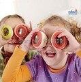 Envío gratis 2 UNIDS de madera del Caleidoscopio de madera regalos juguetes para niños aprendizaje y juguetes educativos para niños regalos del día