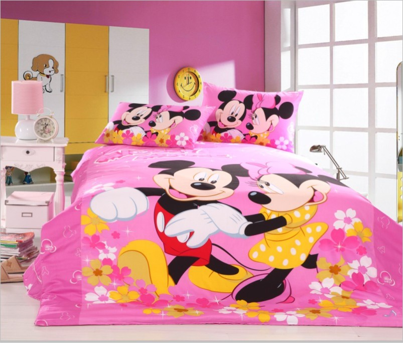 Compare Prices on Minnie Mouse Bedding Sets- Online Shopping/Buy ...