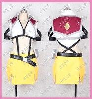 Cross Ange Tenshi to Ryu no Rinbu Rosalie Cosplay Costume E001