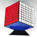 Hot Sale ShengShou 8x8 Professional Magic Cube  PVC&Matte Stickers Cubo Magico Puzzle Speed Classic Toys Learning Education Toy