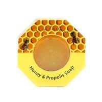 Parrs Wild Ferns Manuka Honey Propolis Soap 140g From New Zealand Manuka Honey Improve Cellular Regeneration