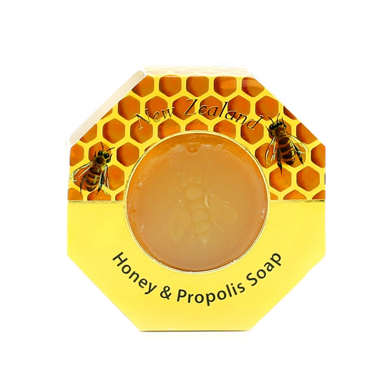 Parrs ManukaHoney Propolis Soap antiseptic, antibiotic &anti-inflammatory property improve skin regeneration, great moisturiser