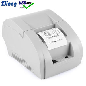 58mm Thermal Receipt Printer POS Printer USB Paper Roll Port 58mm Thermal Low Noise