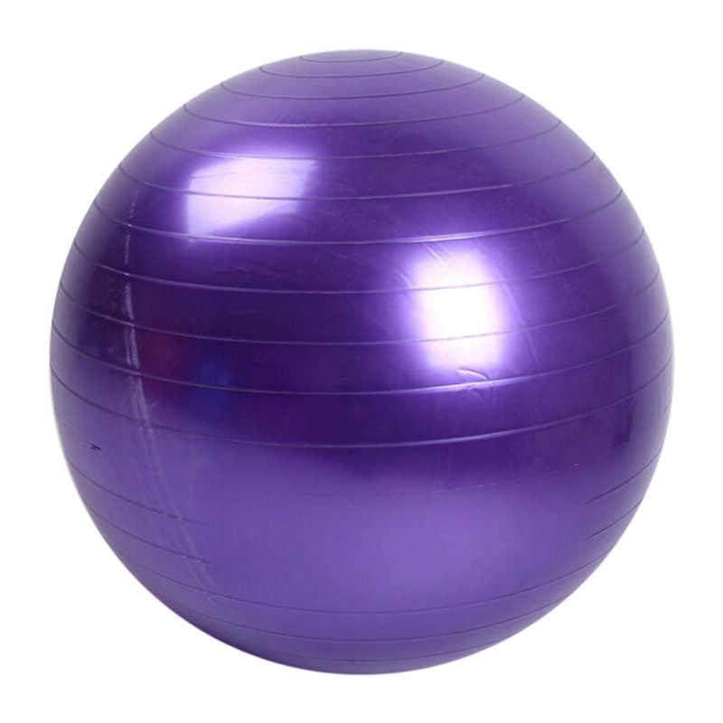 131c89755e4 ... 45cm Health Fitness Yoga Ball 3 Color Utility Anti-slip Pilates Balance  Yoga Balls Sport ...