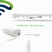 Broadlink DNA Ewelink Dooya Electric Curtain Motor WIFI 3M Top Quality Super Quite Customizable Electric Curtain