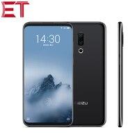 MEIZU 16th Plus смартфон с восьмиядерным процессором Snapdragon 128, 8 ГБ ОЗУ 845 Гб ПЗУ, 20 МП