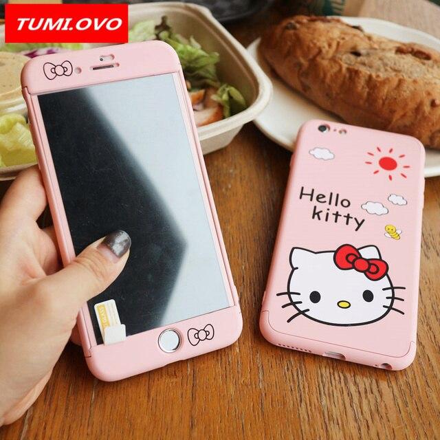 iphone 8 plus 360 hard case