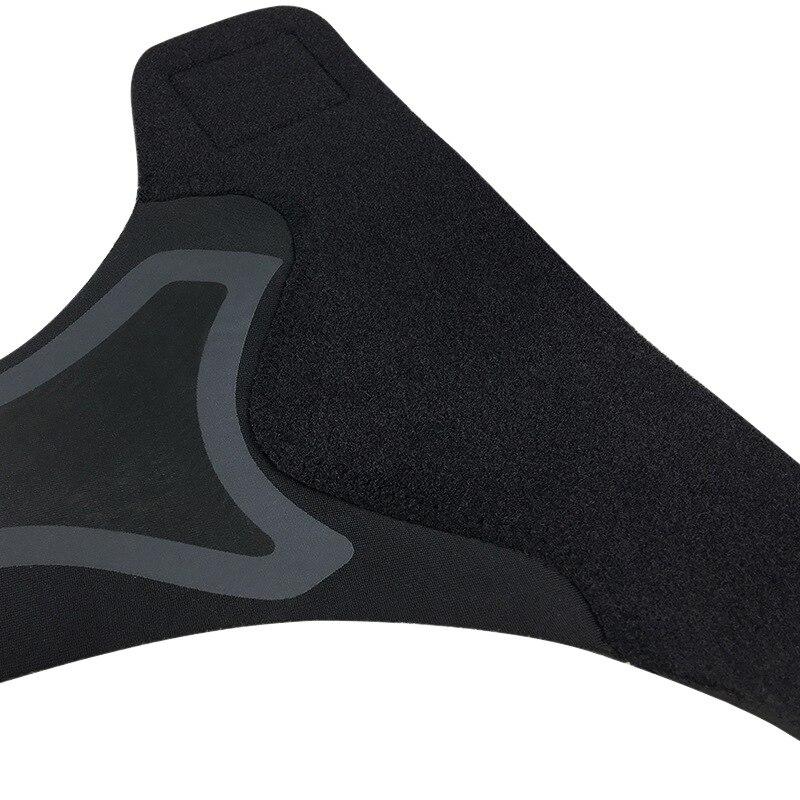 Tornozelo suporte meias leve compressão respirável anti