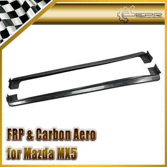 Jupe de porte latérale en Fiber de verre FRP Roadster Odula pour Mazda MX5 ND5RC Miata