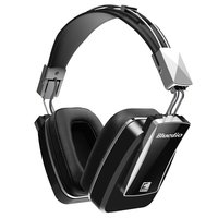Bluedio F800 Active Noise Cancelling Foldable Over Ear Wireless Bluetooth Headphones With Mic Black
