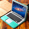 Mint Green Laptop Sleeve Bag Case For Macbook Air 13 3 Inch Business Simple Style Folding